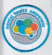 Mental Health Awareness Patch