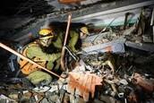 חיפוש של חיילים ישראלים בנאפל