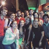 Quinta-Feirinha com trainees!