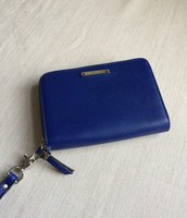 Chelsea Tech Wallet-Cobalt