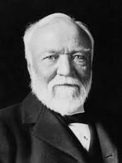 Philanthropy, Andrew Carnegie