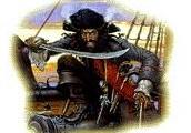 Edward Teach- AKA Blackbeard!