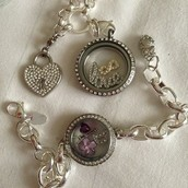 Lockets & Bracelets