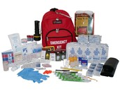 Have enough medical supplies for however many people you are with