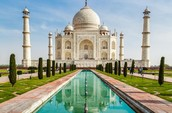 Fifth Grade Taj Mahal