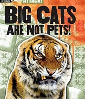 Big Cats Are Not Pets!