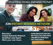 STUDENTS -GREAT WAY TO EARN EXTRA CASH