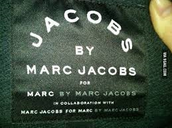 A label by Marc Jacobs that he took to the extreme!