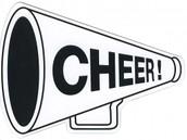 3rd/ 4th Cheerleading Information
