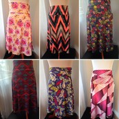Azure Skirts