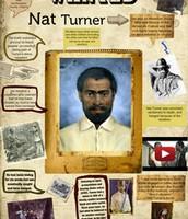 a nat turner poster