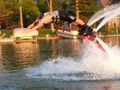 come to Michigan Flyboard