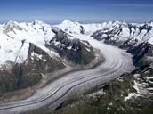 Erosion by Glacier Example