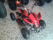 miniquad 50cc 249,00 euro
