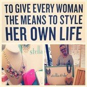and it's just getting better and better in the land of Stella and Dot!!!