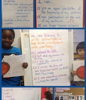Co-constructed Learning Goals and Success Criteria