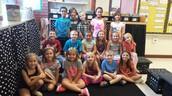 Mrs. Morris's 2nd Grade Class