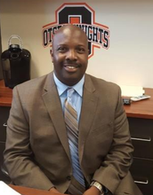 Kevin Olds, Junior High Principal and High School Athletic Director