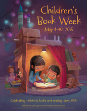 Children's Book Week - May 4 - 10, 2015