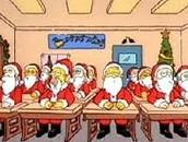 Even Santa Needs Training!