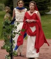 Antigone & Ismene