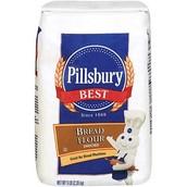 Flour on the rise
