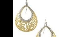 Jordyn Filigree Earrings $20