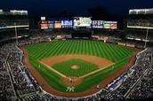 The New York Yankees Stadium