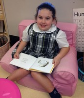 Reading in the Reading Center