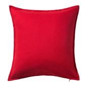 Funda de cojín, rojo