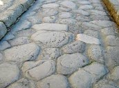 ROMAN ROADWAYS FOR BENEFITS