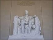 El memorial de Abraham Lincoln