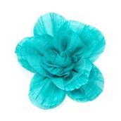 Floral Clip in Turquiose