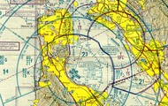 Airplanes maps