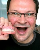 Without teeth, you can't eat or even speak well! So chewing gum wouldn't be any fun!