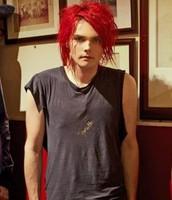 """Gerard way """" Lead SInger"""""""