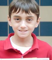 Dimitrios Papadaniil - Fourth Grade
