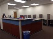Office/Reception Area