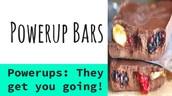 Powerup bars