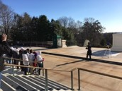 Tomb of the Unknown Soldier!