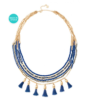 Tulum Tassel Necklace