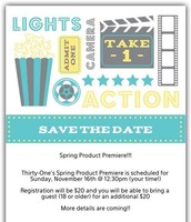 Spring Product Premiere! :)