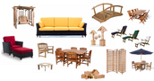 Teak Furniture in Many styles