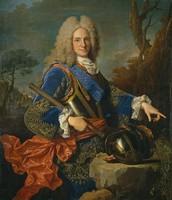 King Felipe V (1683-1746),