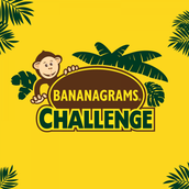 Bananagrams Challenge - For 6th Graders only