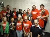 Special Olympics Peer Helpers