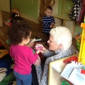 Classroom Granny
