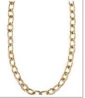 Christina Link Necklace, gold