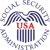 The Symbol for social security administration