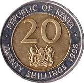 Thy will be rewarded with 20 shillings.